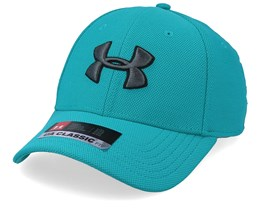 Men's Blitzing 3.0 Teal Rush Flexfit - Under Armour