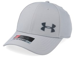 Men's Golf Headline 3.0 Stealth Gray Flexfit - Under Armour