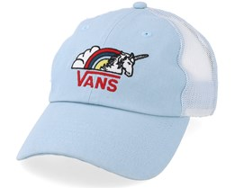 Roadster Light Blue/White Trucker - Vans