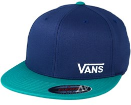 Splitz Blue/Green Flexfit - Vans