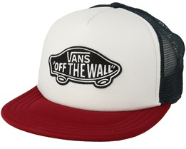Classic Patch White/Rhumba Trucker - Vans