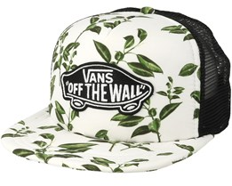 Classic Patch Rubber Trucker - Vans