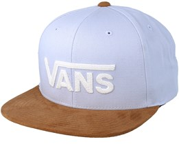 Drop V II Heather Snapback/Khaki Snapback - Vans