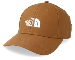 66 Classic Hat Vintage Cedar Brown/White Adjustable - The North Face