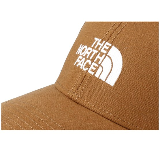 b962b1dfa 66 Classic Hat Vintage Cedar Brown/White Adjustable - The North Face