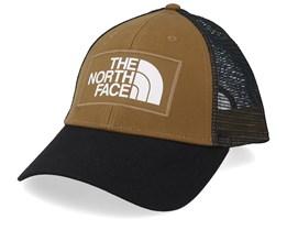 Mudder Camel/Black Trucker - The North Face