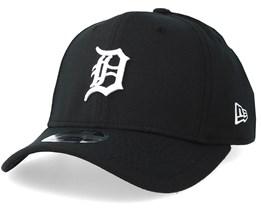 Detroit Tigers Stretch Snap 9Fifty Black/White Snapback- New Era