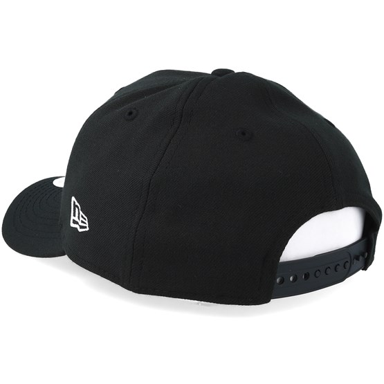 f6bfb60d0eaae Detroit Tigers Stretch Snap 9Fifty Black White Snapback- New Era caps -  Hatstoreworld.com