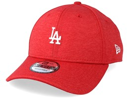 Los Angeles Dodgers 9Forty Shadow Tech Red Adjustable - New Era