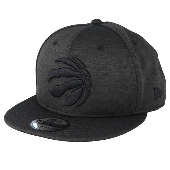 Keps Toronto Raptors Shadow Tech 9Fifty Black/Black Snapback - New Era - Svart Snapback