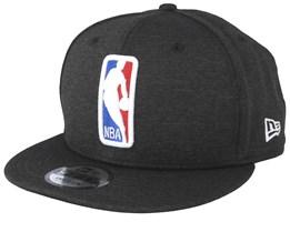 NBA Shadow Tech 9Fifty Black/Black Snapback - New Era