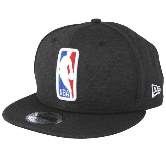 Keps NBA Shadow Tech 9Fifty Black/Black Snapback - New Era - Svart Snapback