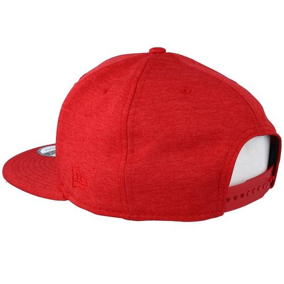 e93f415d6a0 Chicago Bulls Tech 9Fifty Scarlet Scarlet Snapback - New Era caps -  Hatstoreaustralia.com