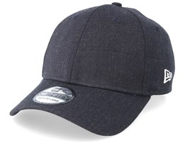 Heather 39Thirty Black Flexfit - New Era
