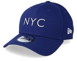 NYC Essential 9Forty Blue Adjustable - New Era