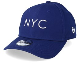 Kids NYC Essential 9Forty Blue Adjustable - New Era
