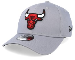 34986cc0969 Chicago Bulls Team 39Thirty Light Grey Fitted - New Era