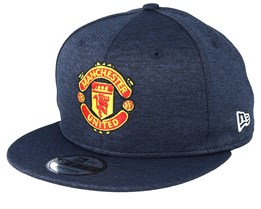 Manchester United Shadowtech 9Fifty Navy Snapback - New Era