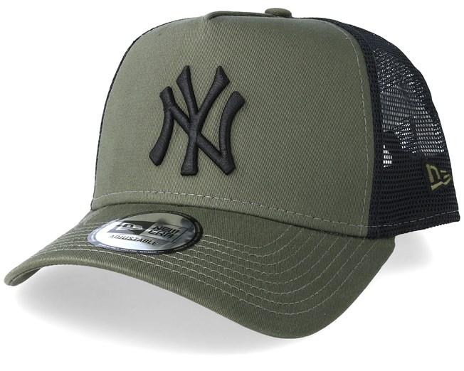 A NEW ERA ERA ERA Era York Yankees Frame Adjustable Trucker Cap League Essential