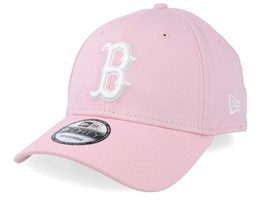 Boston Red Sox League Essential 9Forty Pink/White Adjustable - New Era