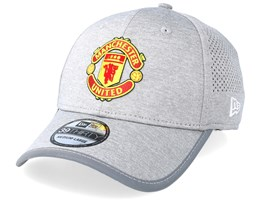 Manchester United Jersey Marl 39Thirty Grey Flexfit - New Era