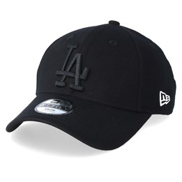 a2dac2167 New Era Kids Los Angeles Dodgers Essential Jersey 9Forty Black/Black  Adjustable - New Era ₹ 2,300