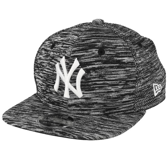 Keps New York Yankees Engineered Fit 9Fifty Black/White Snapback - New Era - Svart Snapback