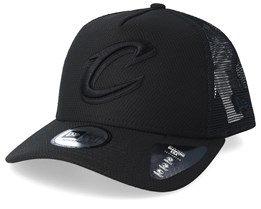 Cleveland Cavaliers Diamond Era FRM Black Trucker - New Era
