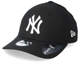 18e541e00 Kids New York Yankees Diamond Era 9Forty Black Adjustable - New Era