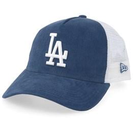 58a0267de New Era Los Angeles Dodgers Cord Brights Slate/White Trucker - New Era CA$  42.99