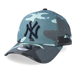 Age 2-10 years NY Yankees New Era 940 Camo Fabric Kids Baseball Cap