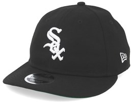 Chicago White Sox 9Fifty Retro Crown Black/White Snapback - New Era