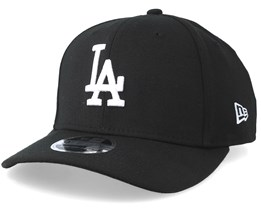 Los Angeles Dodgers 9Fifty Stretch Snap Black/White Snapback- New Era