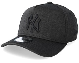 New York Yankees Black/Black Flexfit - New Era