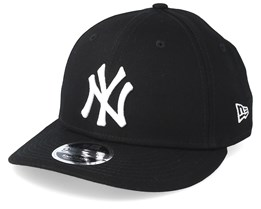 New York Yankees Essential Low Profile 9Fifty Black/White Snapback - New Era