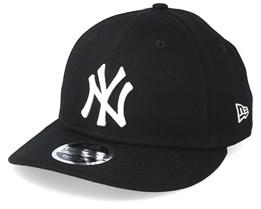 New York Yankees Essential Low Profile 9Fifty Black/White Snapback - New Era