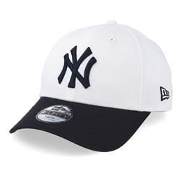 pretty nice dfb1d 3a7ce New Era Kids New York Yankees 9Forty White Navy Adjustable - New Era CA   24.99