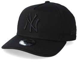 Kids New York Yankees Seasonal 9Forty Black/Black Adjustable - New Era