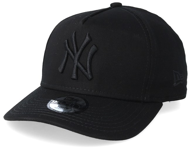9cf87b88a5b Kids New York Yankees Seasonal 9Forty Black Black Adjustable - New Era caps  - Hatstore.ae
