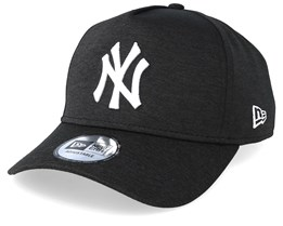 New York Yankees Shadow Tech A-Frame Black/White Adjustable - New Era