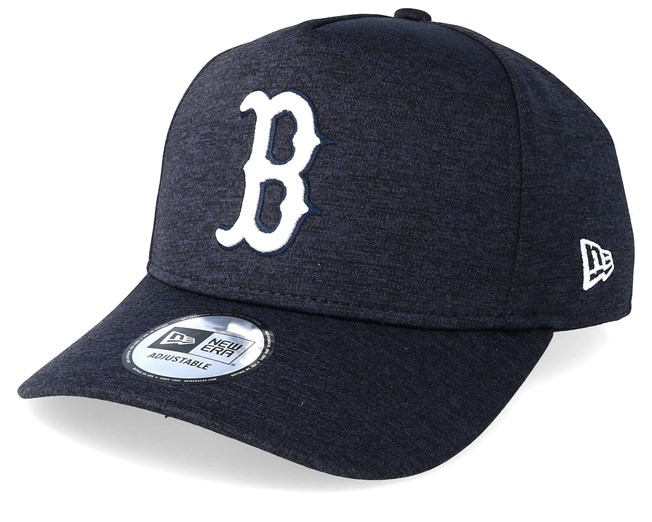 premium selection 35d98 7ad2d Boston Red Sox Shadow Tech A-Frame Navy White Adjustable - New Era caps -  Hatstoreworld.com