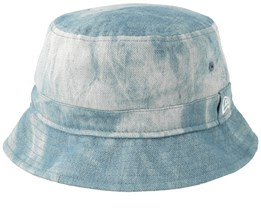 Tie Dye Blue/White Bucket - New Era