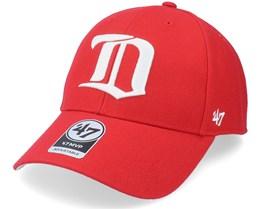 Detroit Red Wings Mvp Red Adjustable - 47 Brand