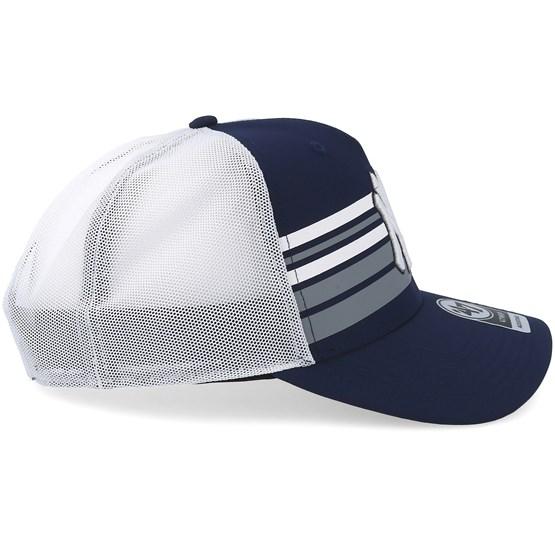 163493452c113 New York Yankees Altitude 47 Mvp Navy White Trucker - 47 Brand caps -  Hatstoreworld.com