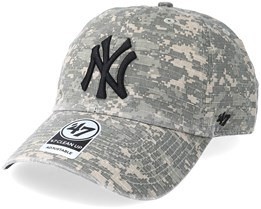 New York Yankees Phalanx 47 Clean Up Digital Camo Adjustable - 47 Brand