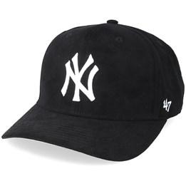 new product 61123 08acf 47 Brand New York Yankees Ultrabasic Strap TT Black White Adjustable - 47  Brand  26.99  29.99