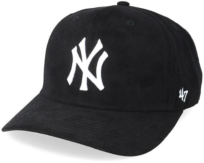 d8670b4ca New York Yankees Ultrabasic Strap TT Black/White Adjustable - 47 ...