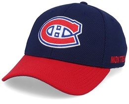 Montreal Canadiens Coach Navy/Red Flexfit - Adidas