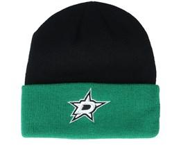 Dallas Stars 19 Black/Green Beanie - Adidas