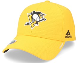Pittsburgh Penguins Coach Structured Yellow Flexfit - Adidas